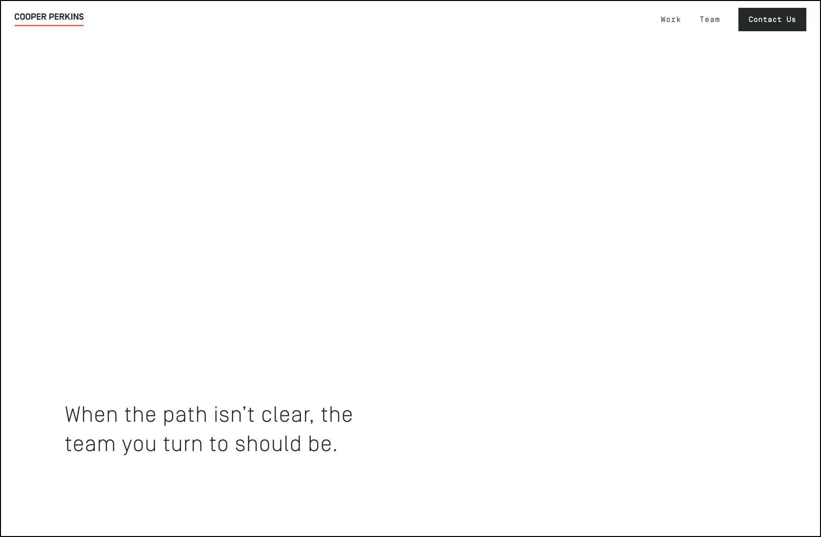 Contoh minimalis dari desain UI dan UX.