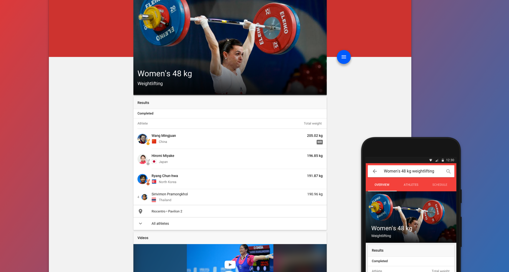 Material Design is a structured UI design system
