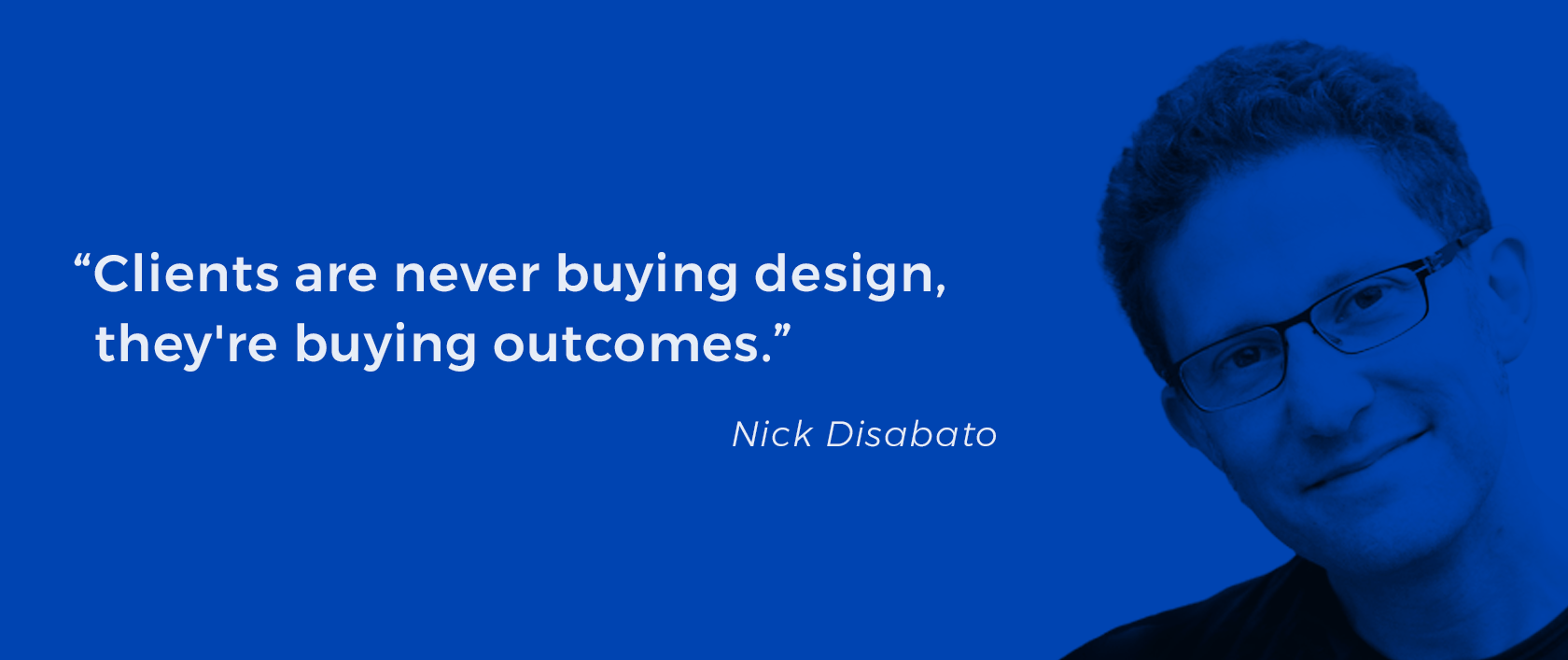 Business value of design.