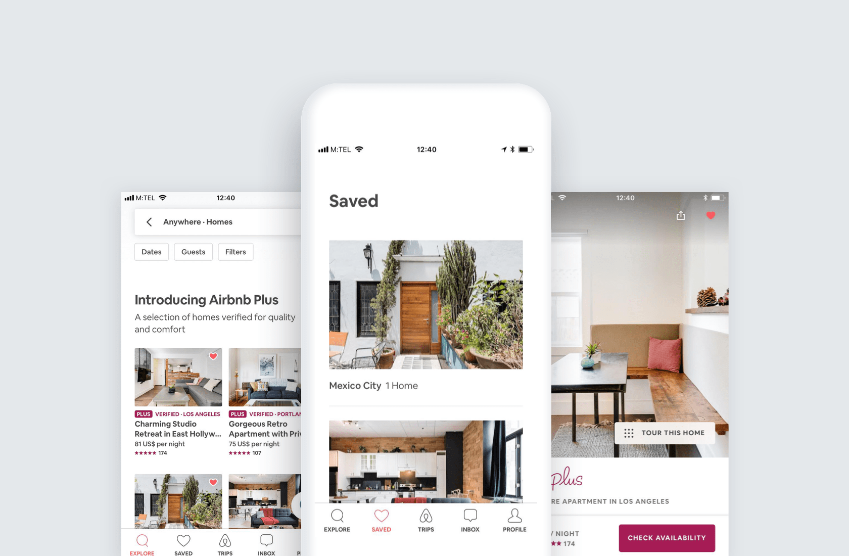 Airbnb's scannable content based on user research