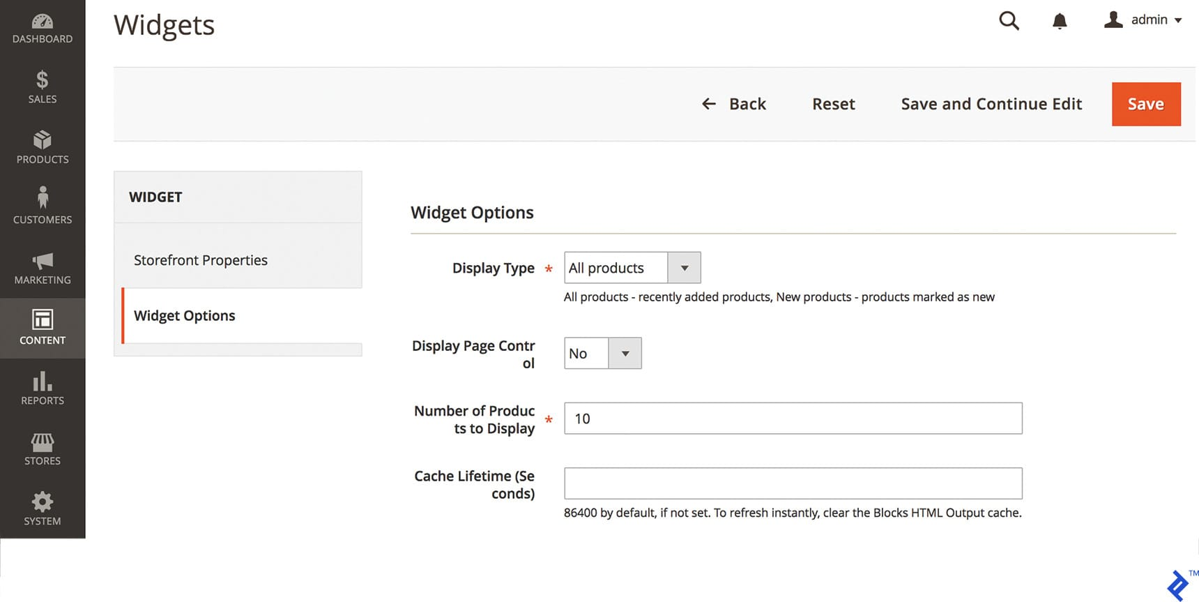 Magento 2 Custom Widget Guide Toptal