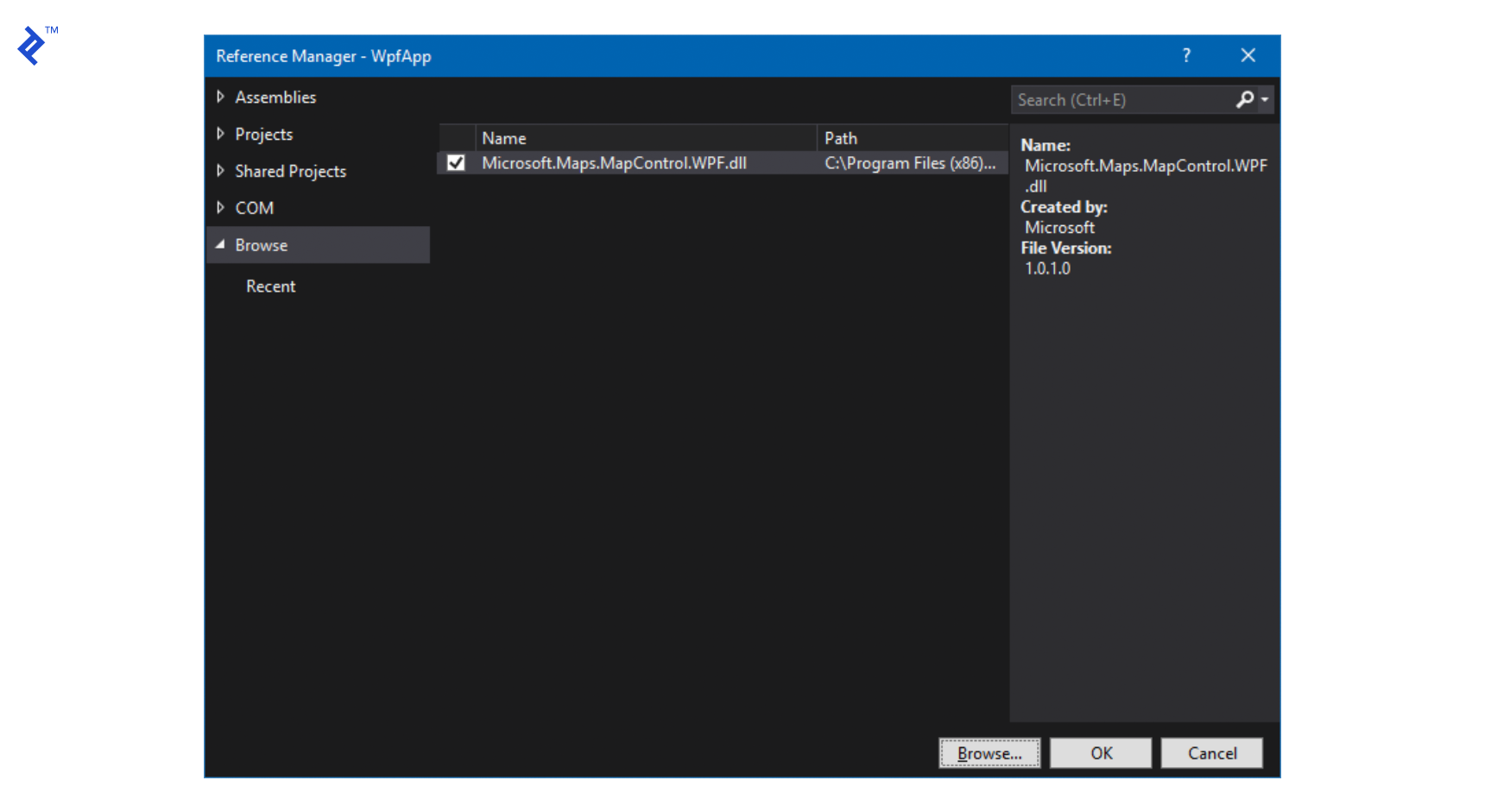 ReactiveUI using the MVVM Pattern in WPF Applications | Toptal