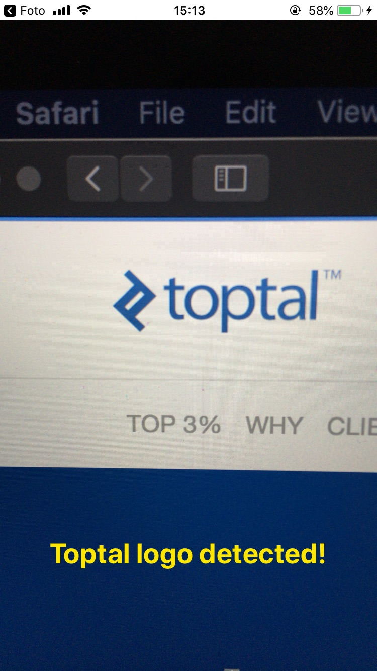 Detecting Objects Using OpenCV and Swift | Toptal