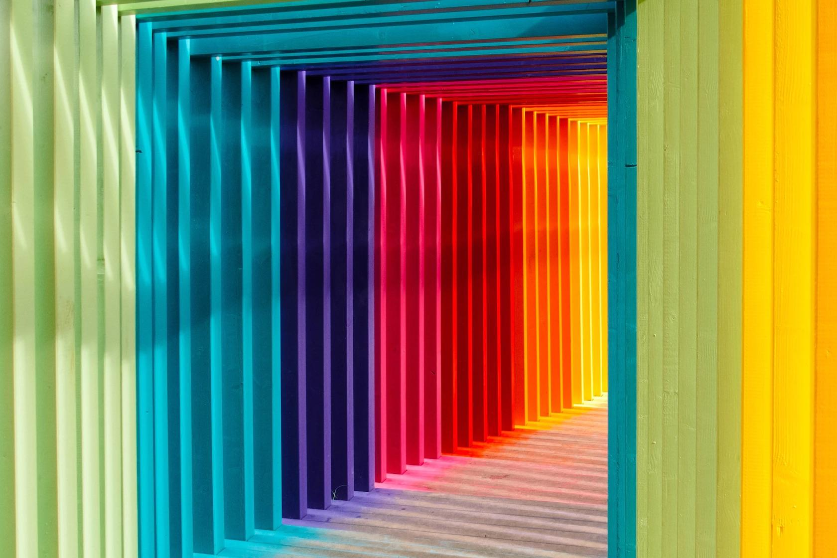 Color theory is an important part of web design for developers.