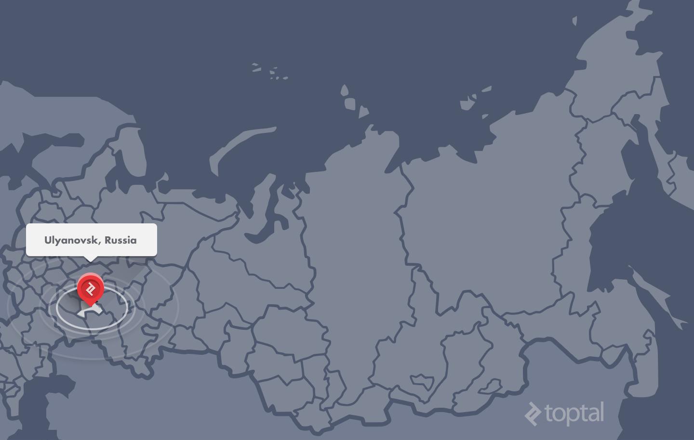 Our unique remote team building idea began in Russia.