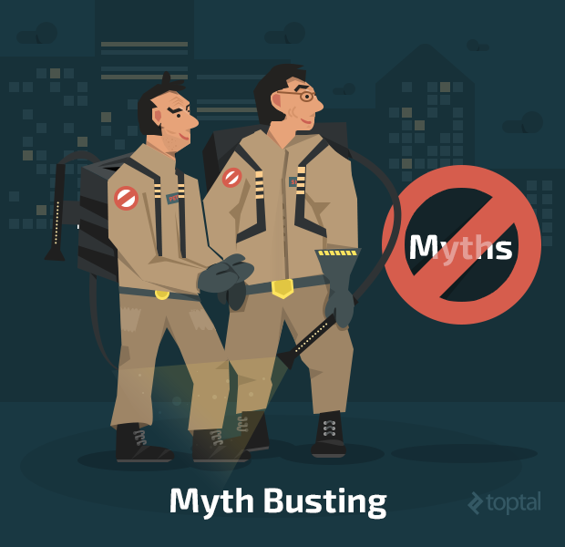 These myth busters tackle the fears that keep companies from hiring remote workers.