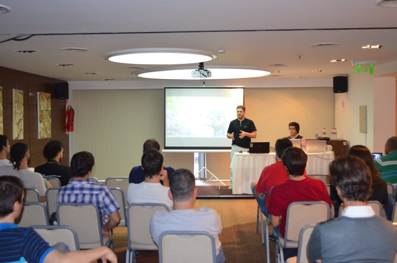 The Toptal JavaScript conference was the best technical conference that has ever taken place in Cordoba.