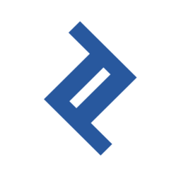 Toptal logo for use in our Glass app.