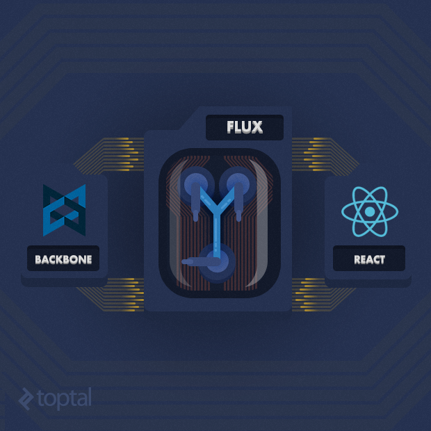 Simple Data Flow in React Applications Using Flux and Backbone
