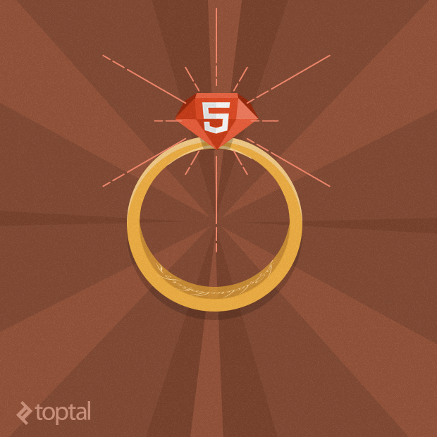 Despite HTML5 issues and mistakes, is it the one language ring to rule them all?