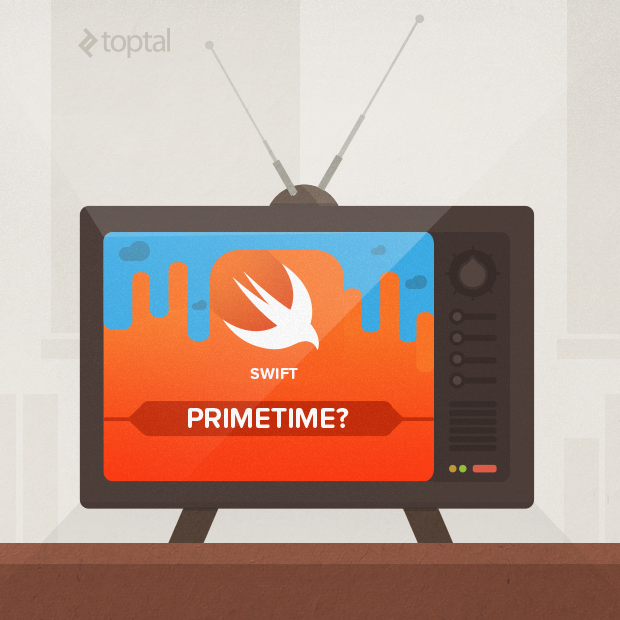 Programming with Swift may or may not be ready for primetime - have you learned the Swift language yet?