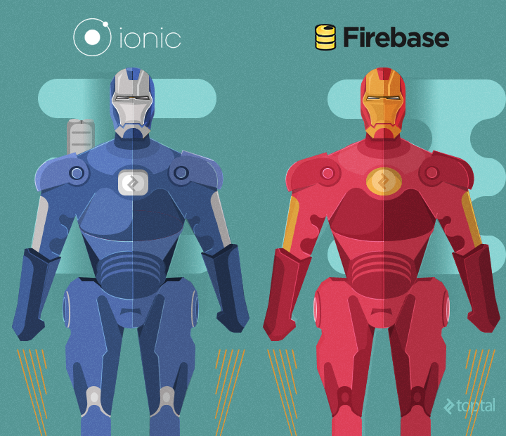 Combined, Ionic and Firebase are a great multi-platform development solution.