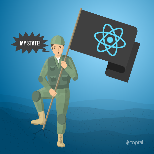 With this React.js tutorial, learn more about view state management.