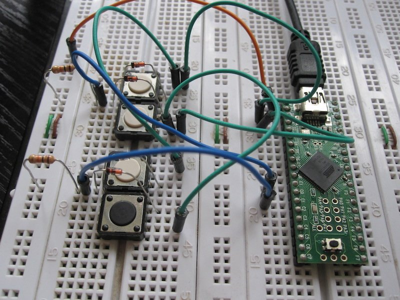Configuring the breadboard is a critical step in building a keyboard for developers.