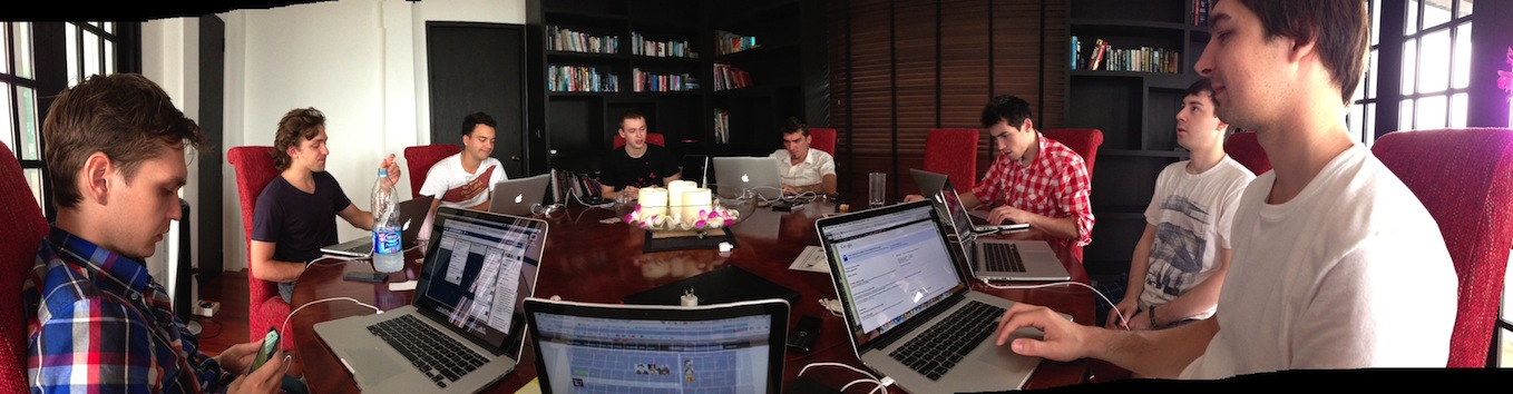 Companies who hire remote workers have a lot to gain by getting together in the same room periodically.