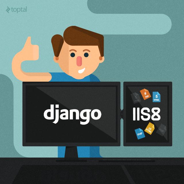 Installing Django on IIS
