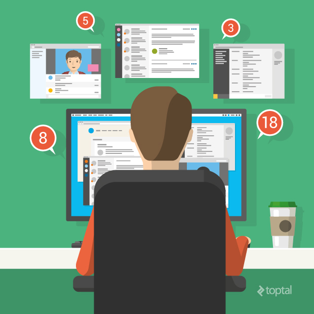 how to manage remote developers