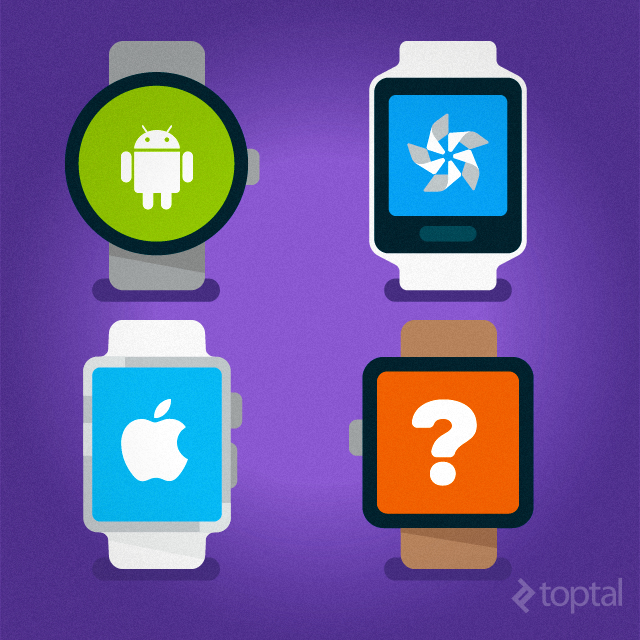 Smartwatch platforms for Developers