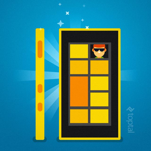 Movile windows 10 development