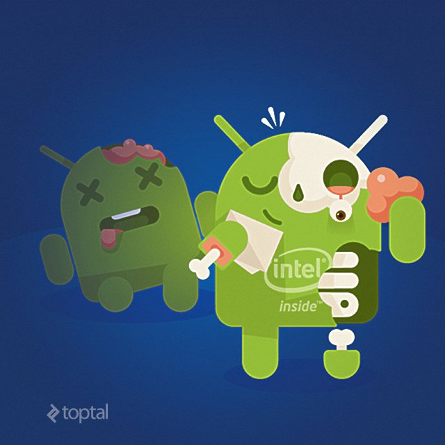 interl and android