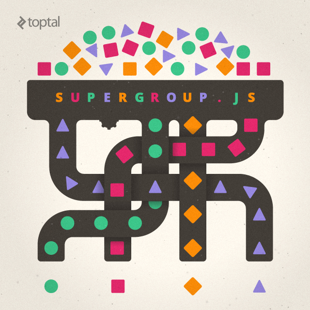 Supergroup Tutorial - Using Supergroup js for In-memory Data