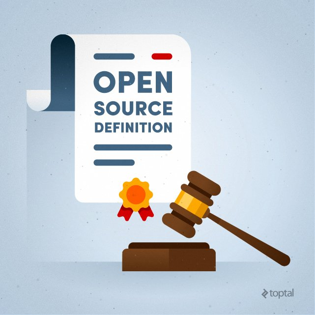 Open source doesn't just mean access to the source code