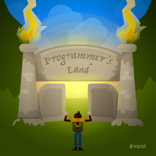 Once you've become a programmer, a world of wonders awaits you.