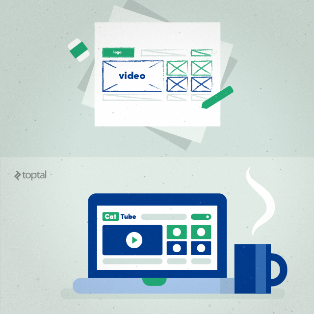It's vital to evaluate visual designers' soft skills and their design process.