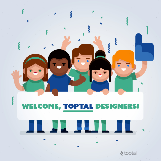 Toptal officially launches Toptal Designers!