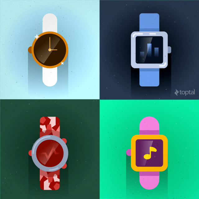 Versatility, diversity and low pricing will give Android Wear devices a competitive edge over the next couple of years.