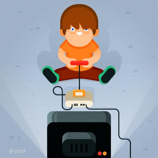 El advenimiento de los ordenadores personales de bajo costo y consolas de juegos creó una generación enganchada en la informática y la codificación.