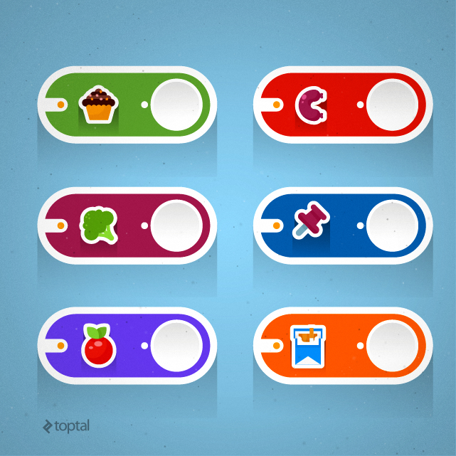 Amazon Dash buttons did not impress the tech press