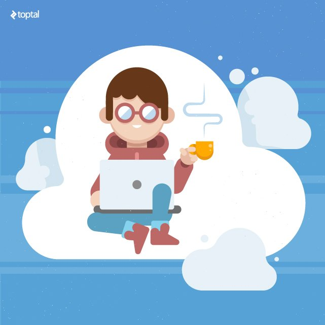 Developer in the cloud