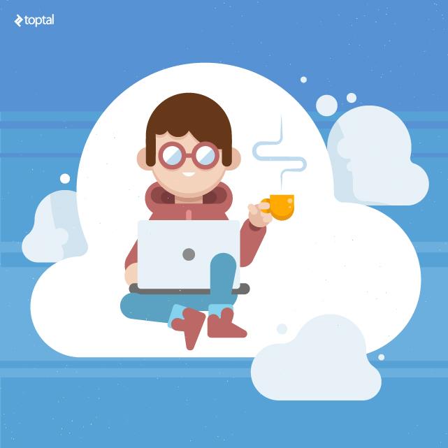 Desarrollador en la nube