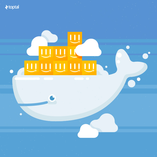 Docker and Amazon AWS!