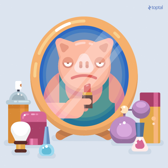 Strategic Design avoids applying lipstick to the pig