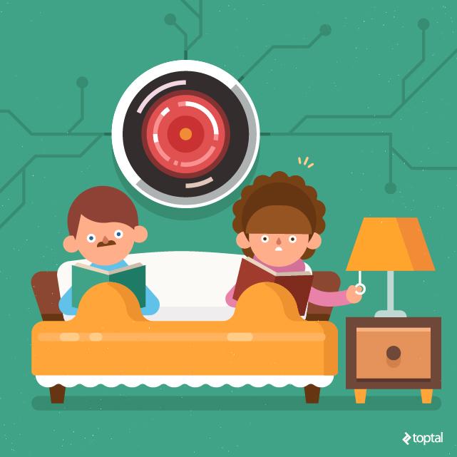 Sólo En Casa Con El Internet de las Cosas