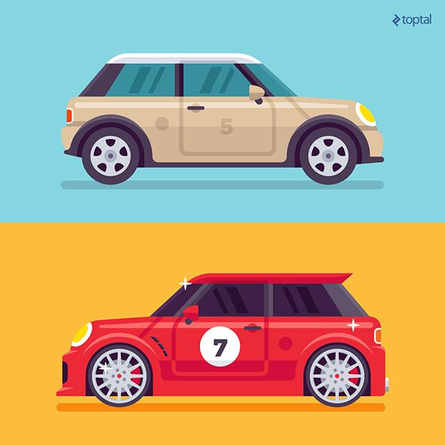 PHP 7 se ve y se siente familiar, pero está ajustado para el rendimiento. El refinado Motor Zend y las ganancias de rendimiento resultantes hacen una gran diferencia.