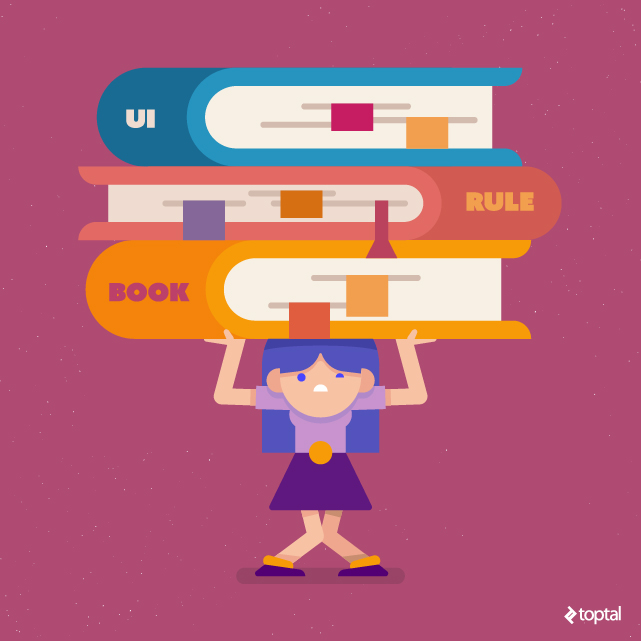 UI Design Rule Book
