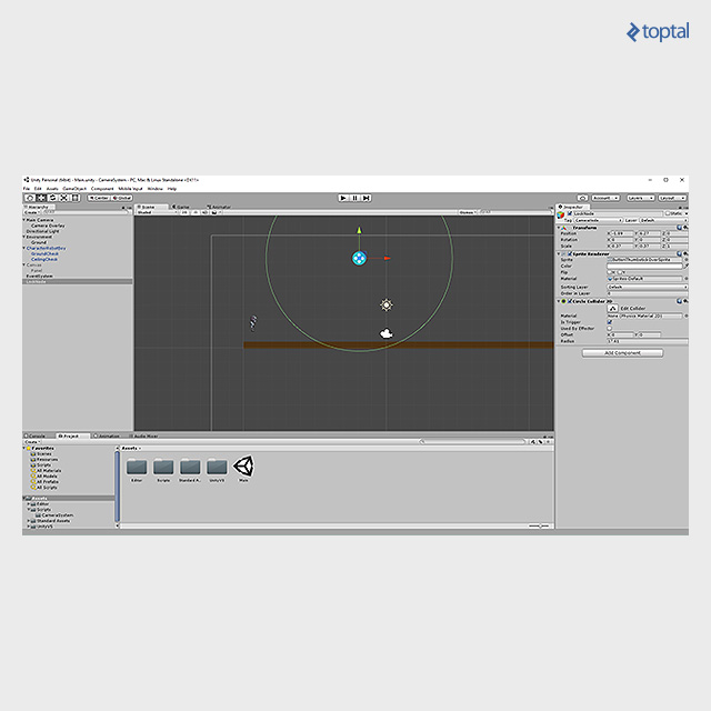 Building a Modular 2D Camera System in Unity | Toptal