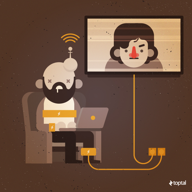 Don't worry, Big Brother won't be watching you. Since we are a distributed network, everyone will be watching you!