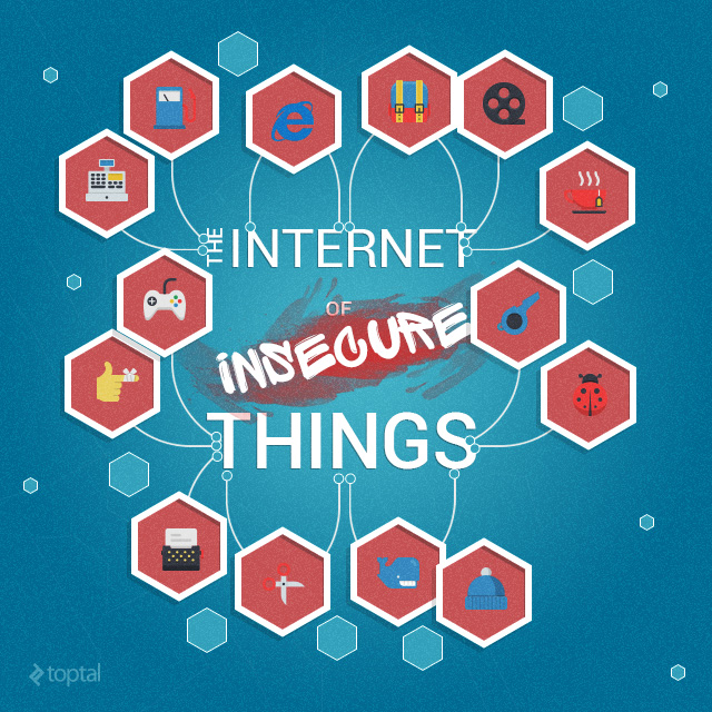 internet of things security issues pdf