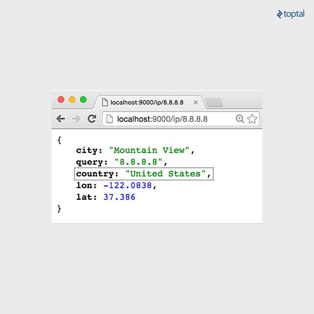 Akka HTTP microservice is running