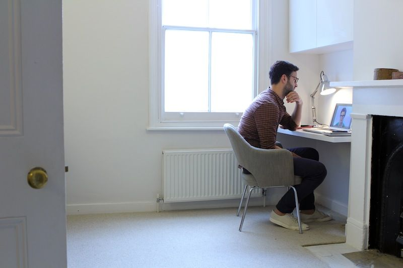 working for home office. The Challenges Of Remote Work Working For Home Office