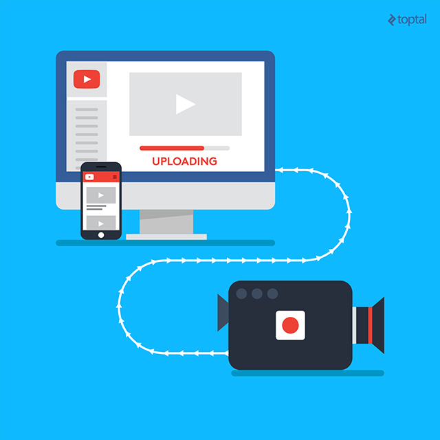 YouTube API illustration