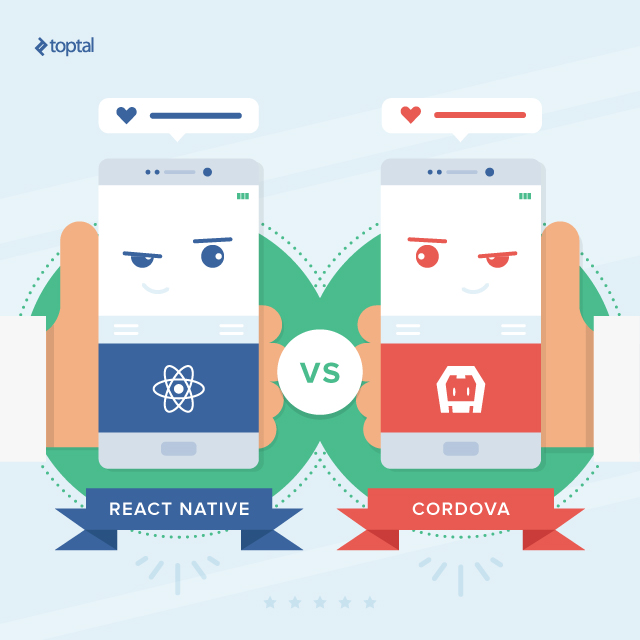 The duel: React Native vs. Cordova