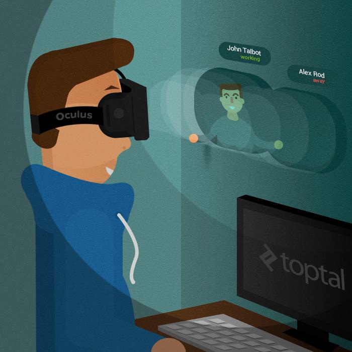 toptal virtual office