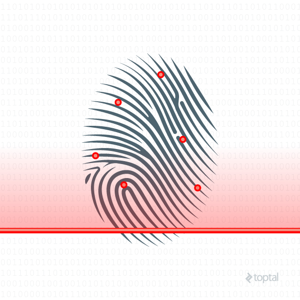 fingerprint biometric security