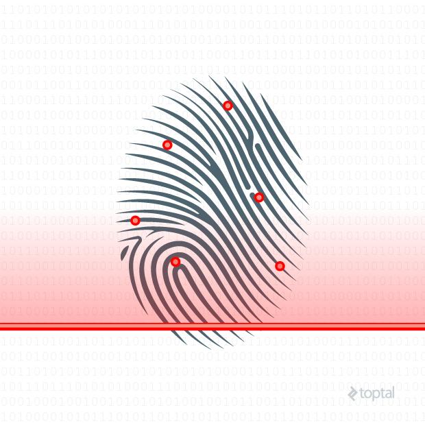 fingerprint biometric security