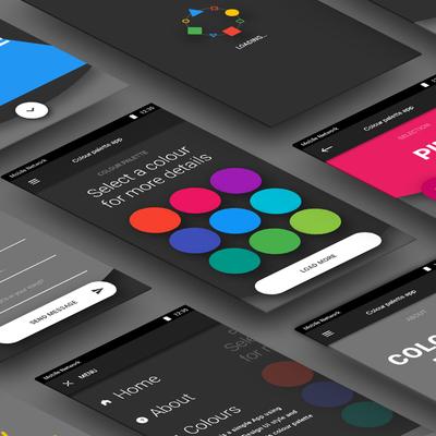 Web Design & All That Good Stuff - Magazine cover
